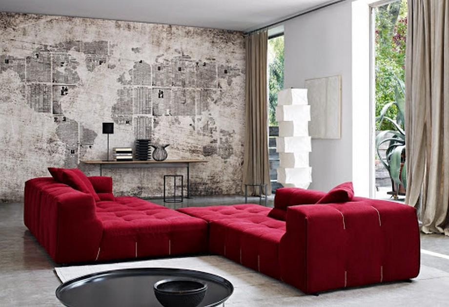 Mẫu sofa đẹp cho nơi nghỉ ngơi của gia đình