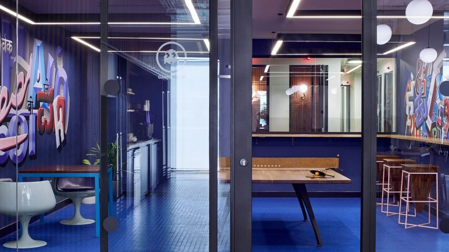 Thiết kế coworking space đẹp