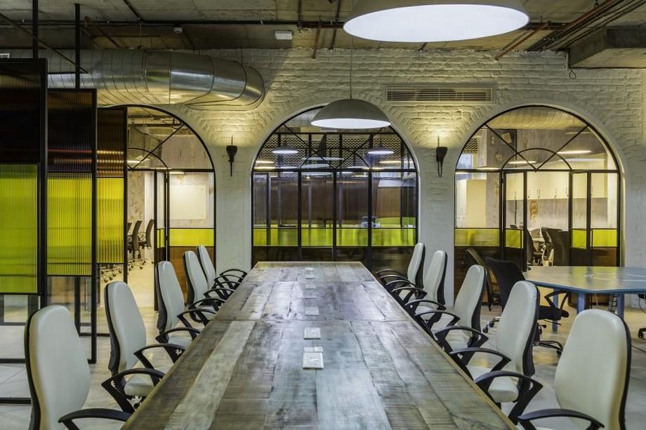 Mẫu thiết kế coworking space đẹp nhất 2020