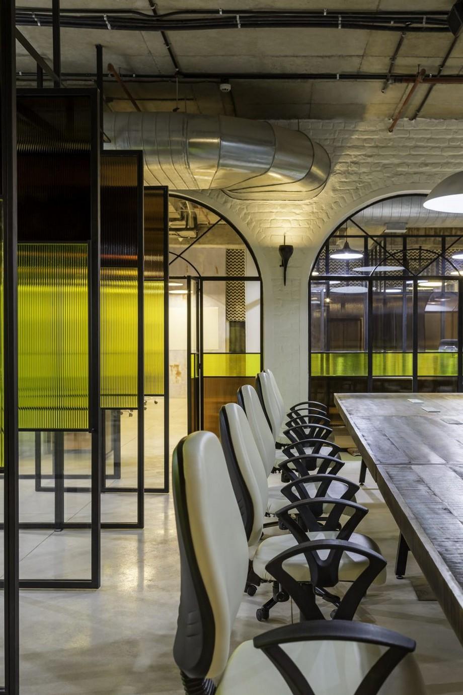 Mẫu thiết kế coworking space đẹp nhất
