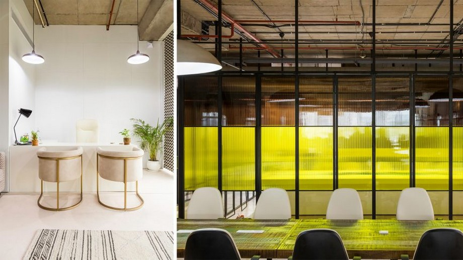 Thiết kế coworking space đẹp đẳng cấp