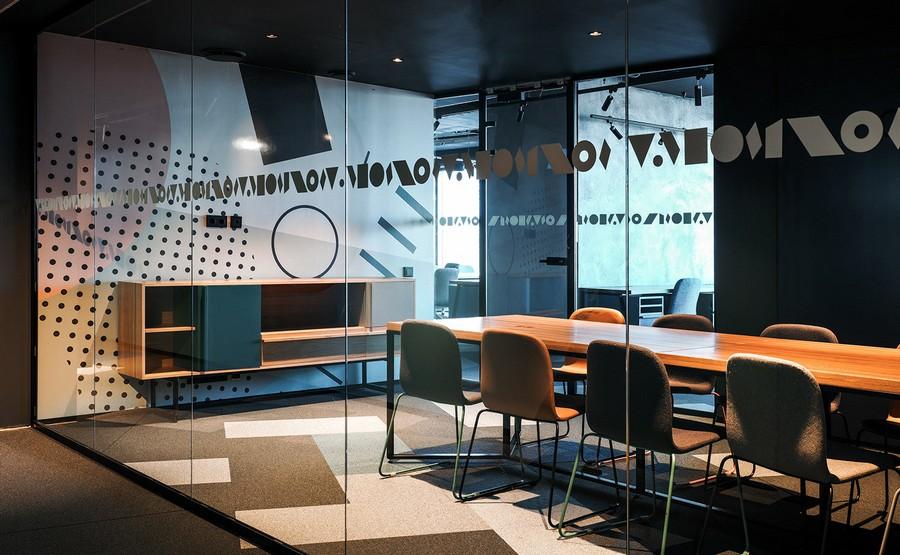 Dự án thiết kế văn phòng Workki coworking space Hồ Chí Minh