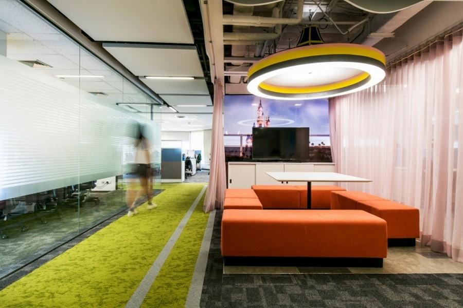 Văn phòng đại diện công ty Sam Sung