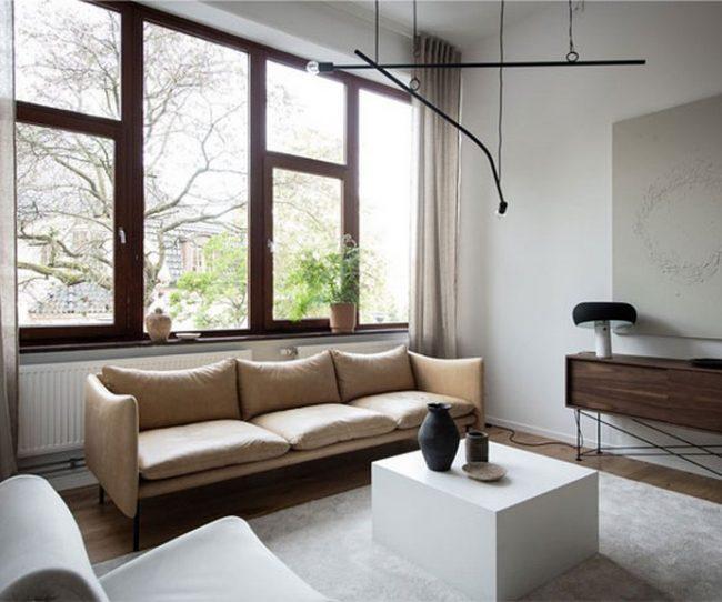 Nội thất mê hoặc trong căn hộ nhỏ của vợ chồng mới cưới thiết kế theo phong cách Scandinavia!