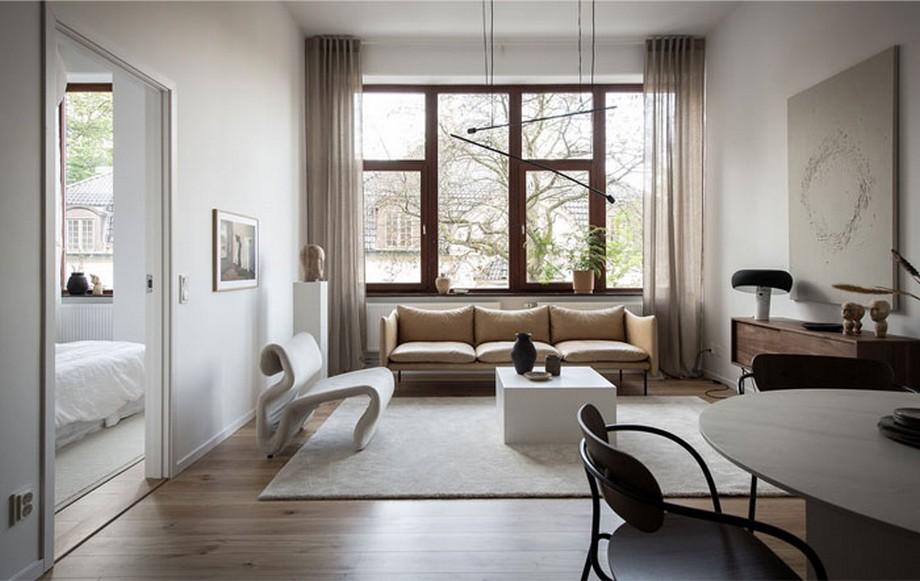 Thiết kế căn hộ theo phong cách Scandinavi là gì ?