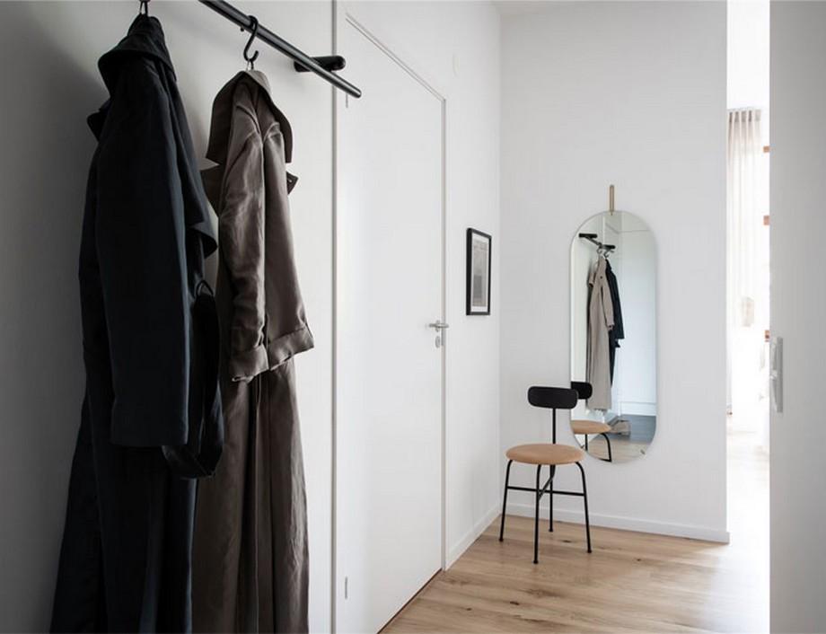 Thiết kế phòng ngủ đơn giản và tinh tế
