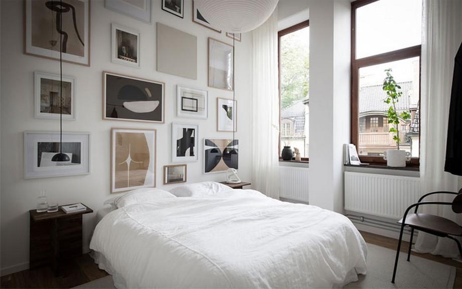 Thiết kế phòng ngủ lãng mạn cho hai vợ chồng trẻ