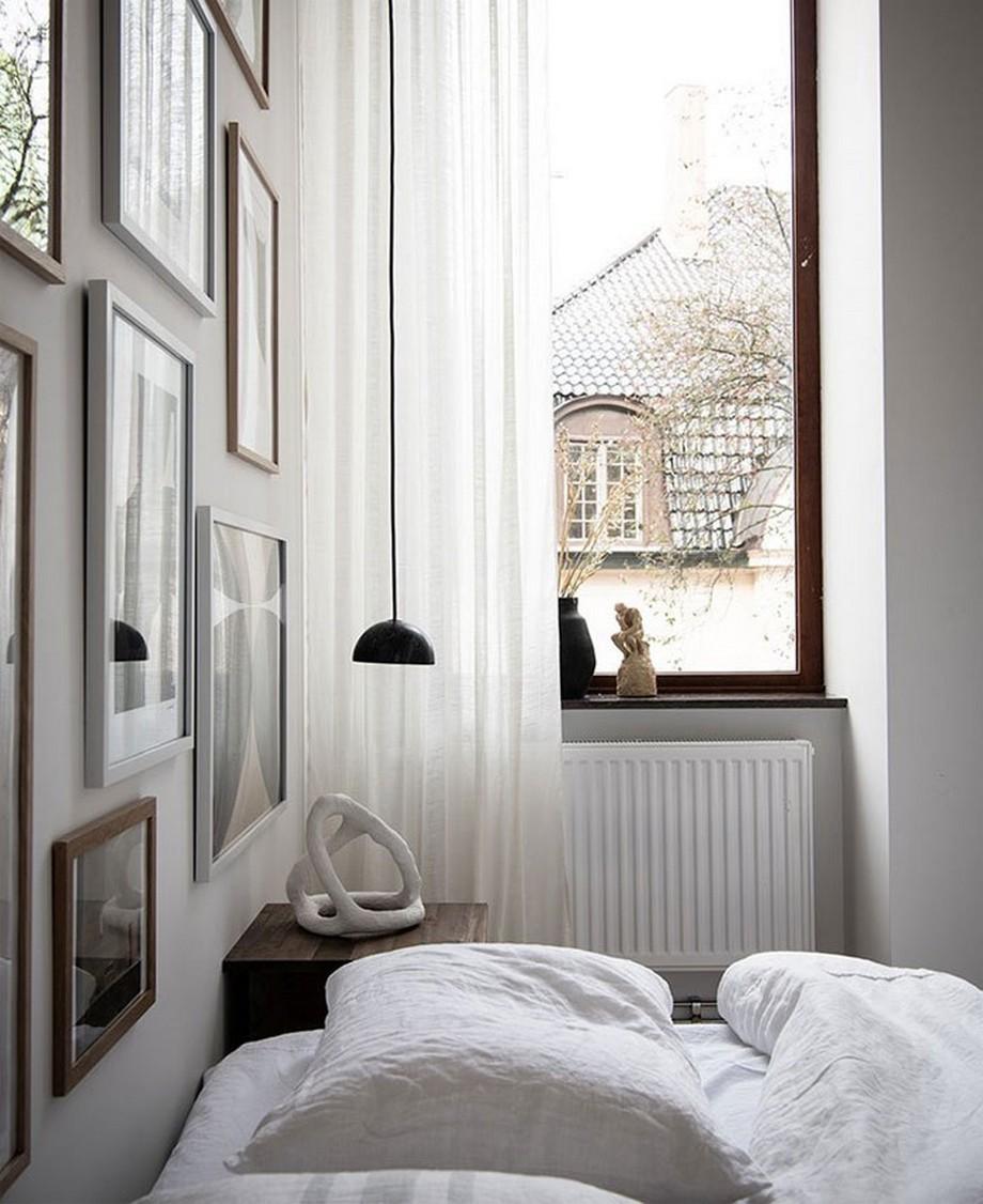 Thiết kế góc phong ngủ đẹp và ấn tượng