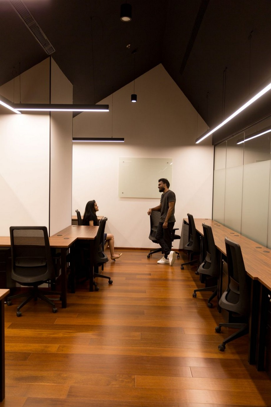 Thiết kế coworking space mang nét văn hóa dân tộc