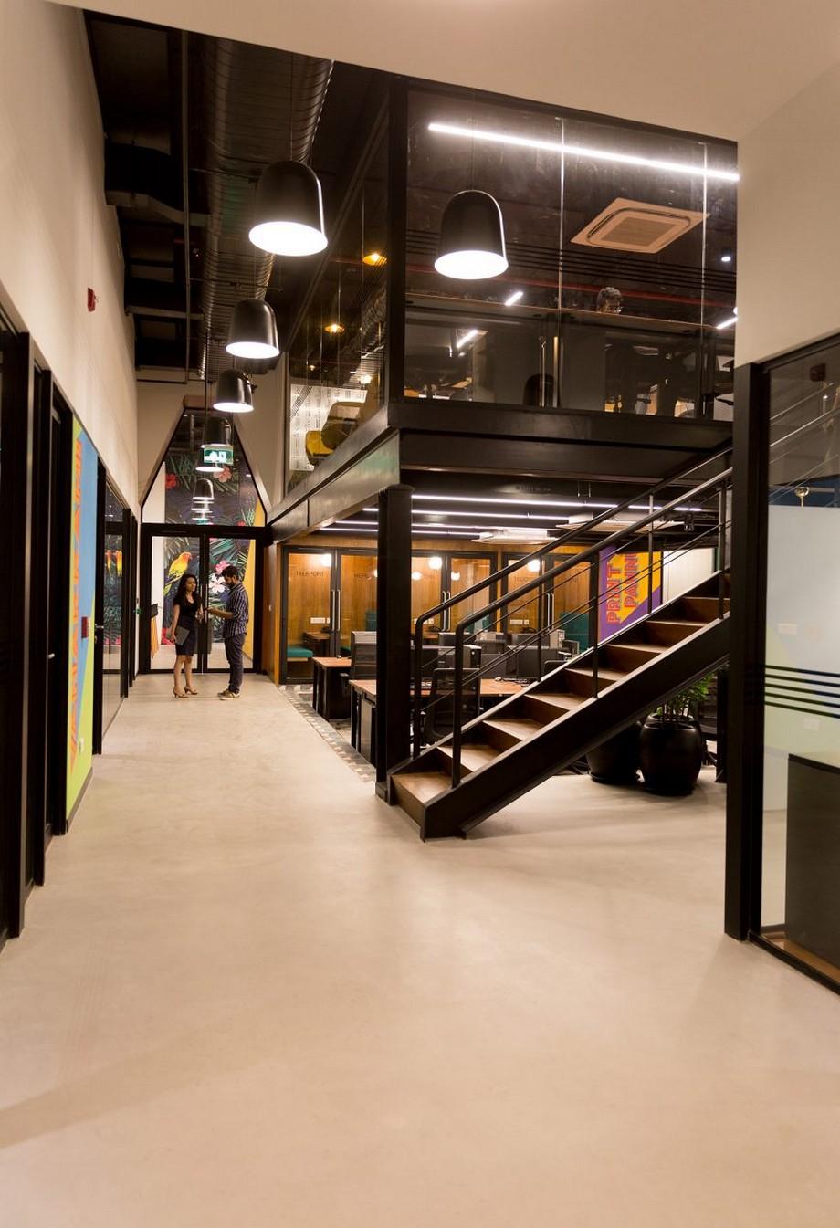 Thiết kế coworking space độc đáo