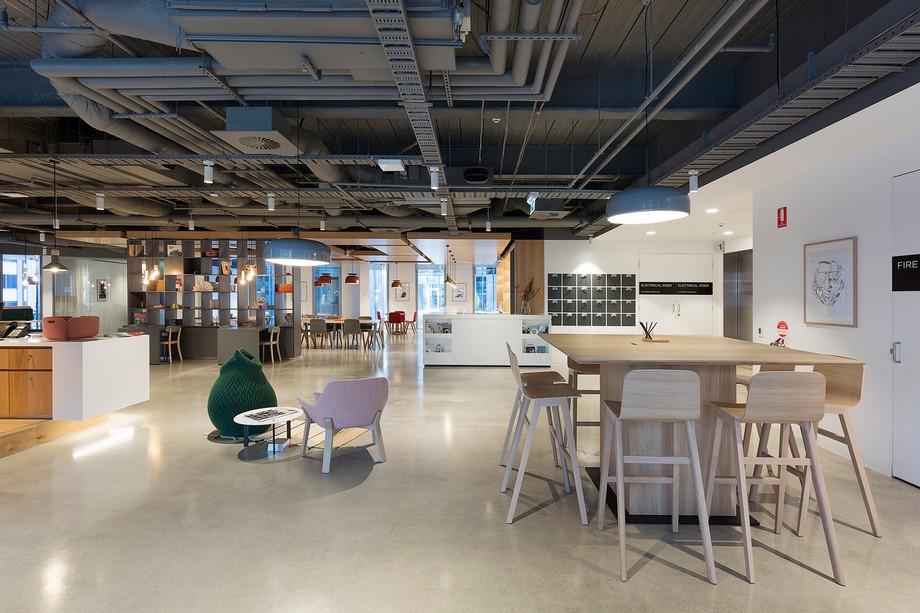 Cùng trải nghiệm Coworking space Rialto - không gian làm việc chung độc đáo
