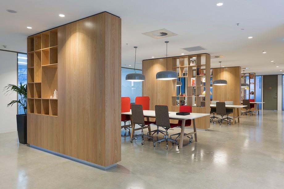 Xu hướng thiết kế văn phòng theo cách hiện đại, tinh tế