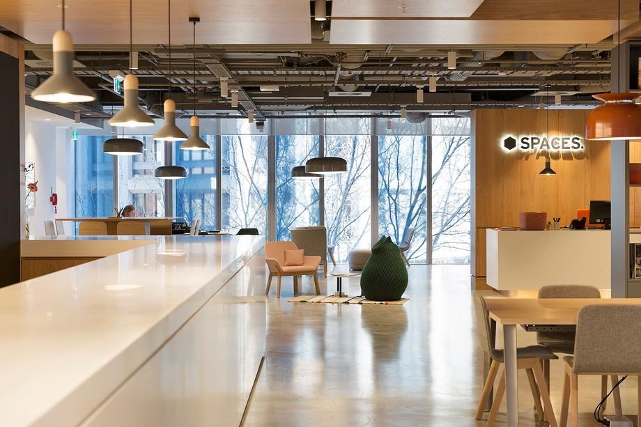 Cùng trải nghiệm Coworking space Rialto - không gian làm việc chung