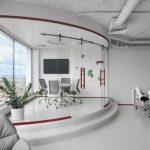 Thiết kế văn phòng thông minh với diện tích 250m2