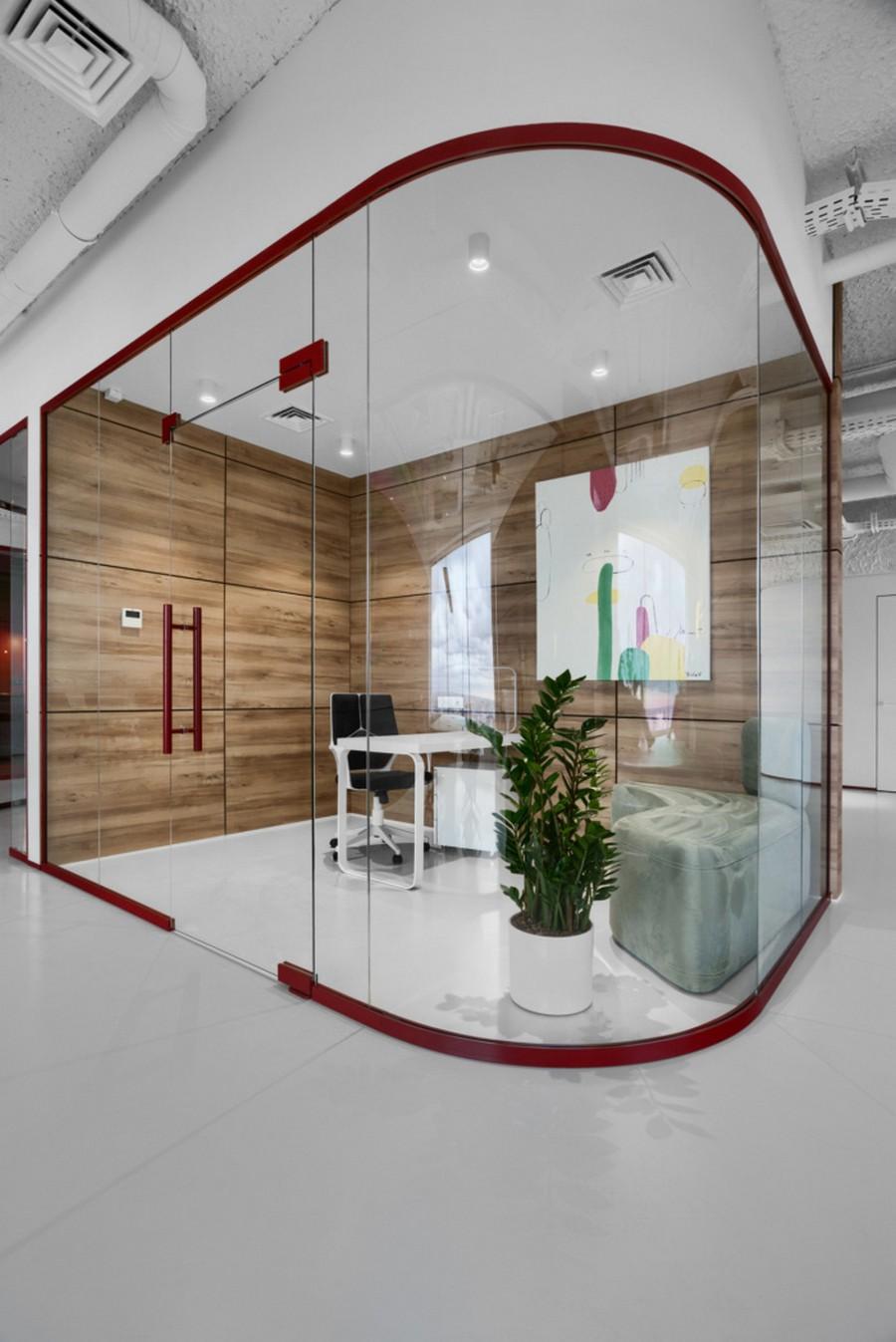 Không gian văn phòng linh hoạt, thoải mái
