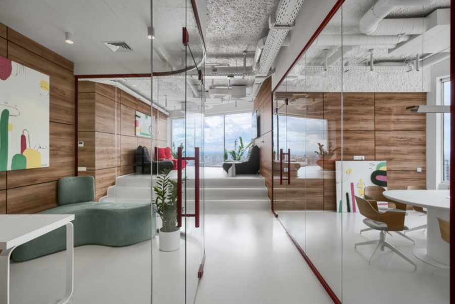 Thiết kế nội thất thông minh tạo ra nhiều không gian hơn