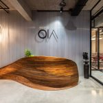 Phương án thiết kế, thi công văn phòng OIA với diện tích 185m2