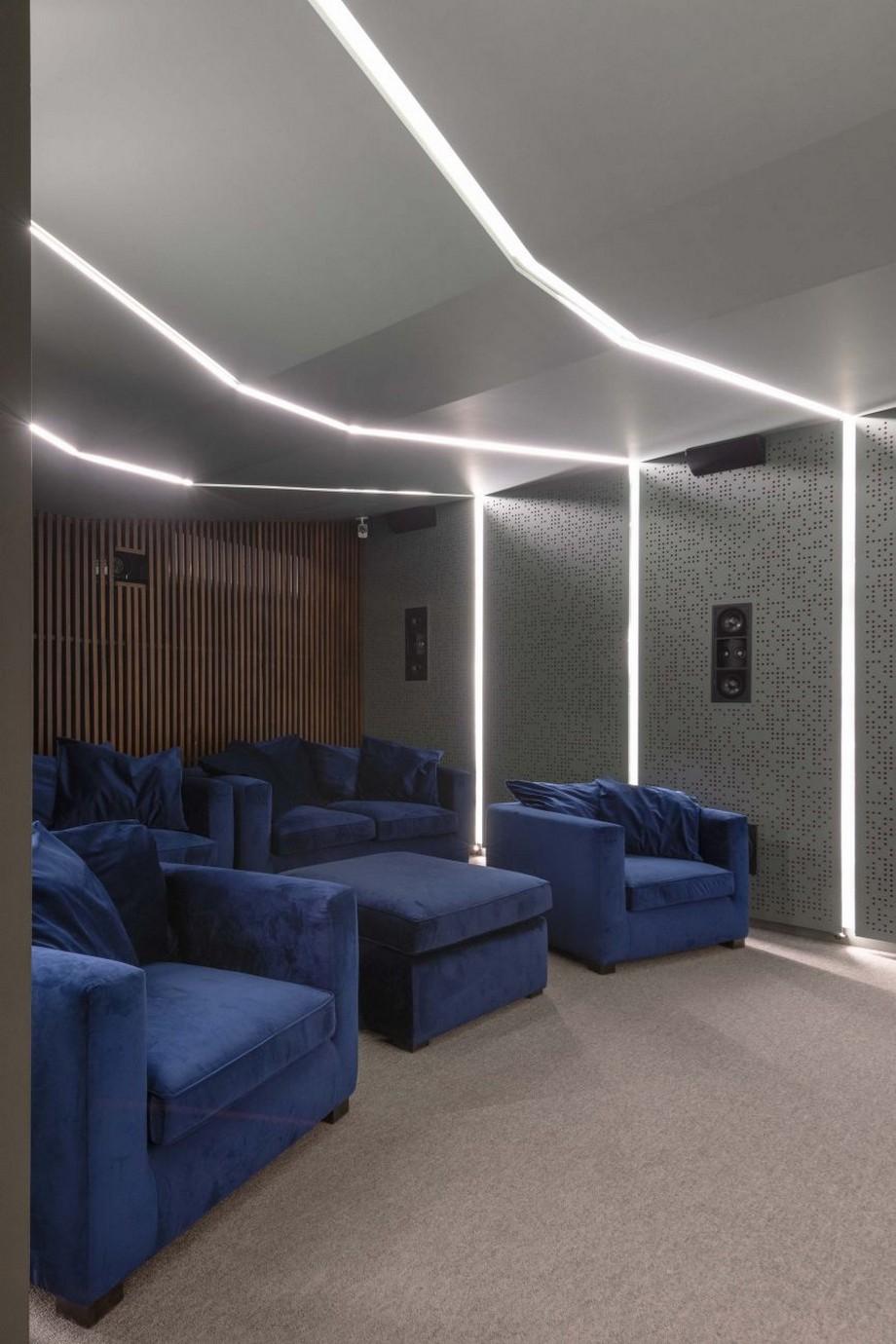 Thiết kế văn phòng làm việc kiêm trung tâm trải nghiệm dịch vụ khách hàng