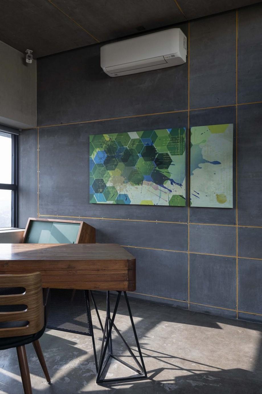 Thiết kế văn phòng 2 trong 1 - biến văn phòng thành trung tâm trải nghiệm khách hàng