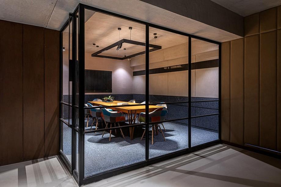 Mẫu thiết kế văn phòng đầy ấn tượng