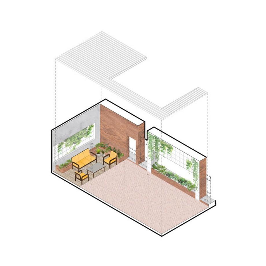 Bản vẽ thiết kế văn phòng đẹp, hiện đại