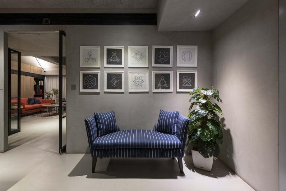 Thiết kế nội thất văn phòng đẹp và đầy thú vị