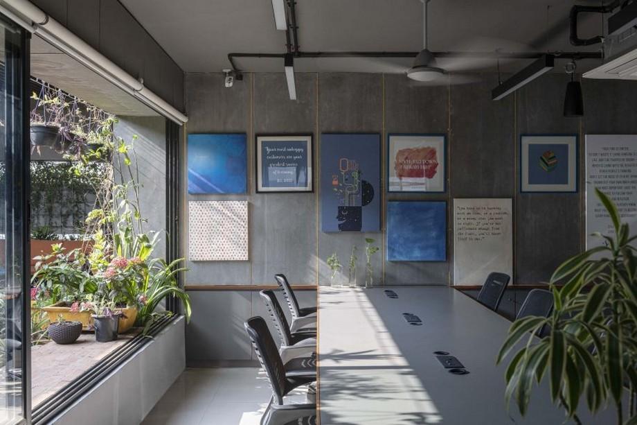 Mẫu thiết kế văn phòng sáng tạo và thú vị
