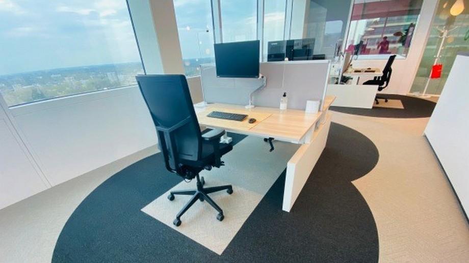 Thiết kế văn phòng 6 feet: giải pháp cho các doanh nghiệp mùa dịch Covid -19