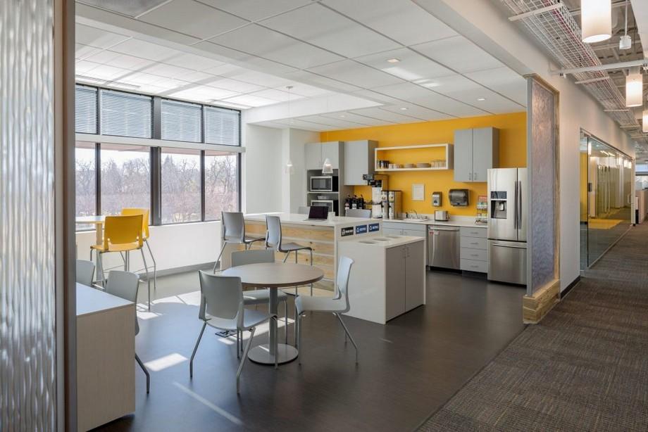 Thiết kế văn phòng đẹp điển hình