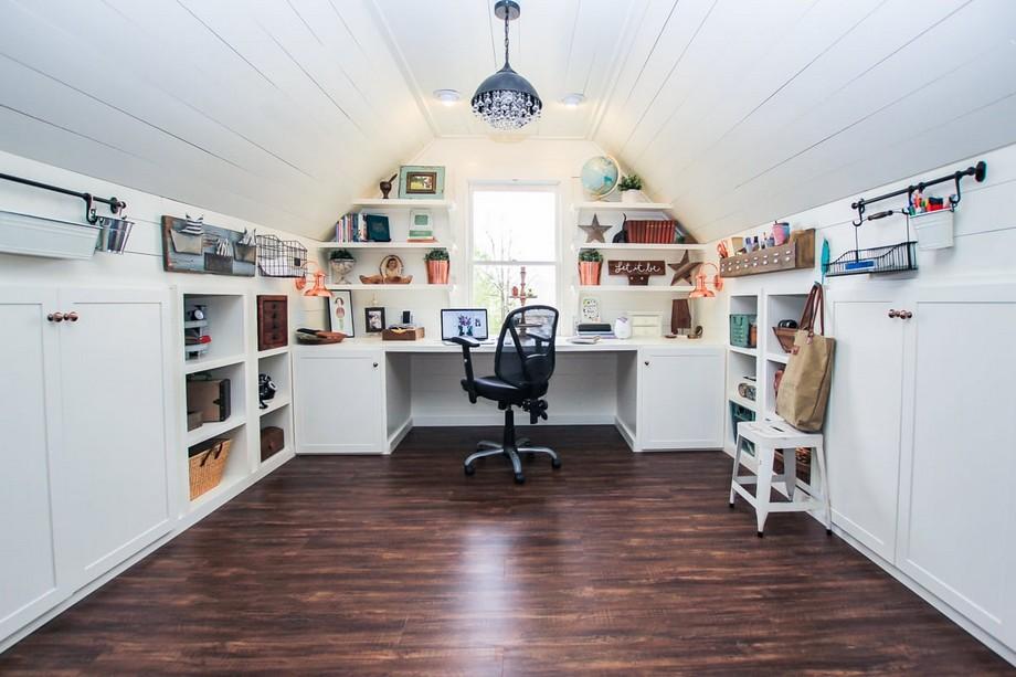 Thiết kế văn phòng nhỏ xinh đẹp