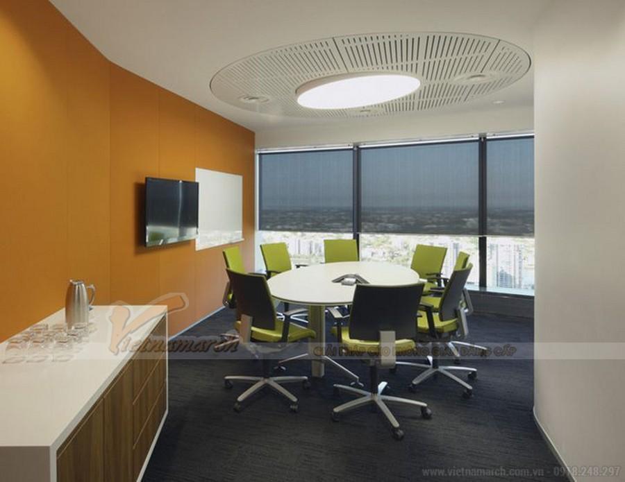 Thiết kế nội thất văn phòng luật sư diện tích nhỏ