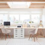Tiêu chuẩn thiết kế văn phòng làm việc tại nhà