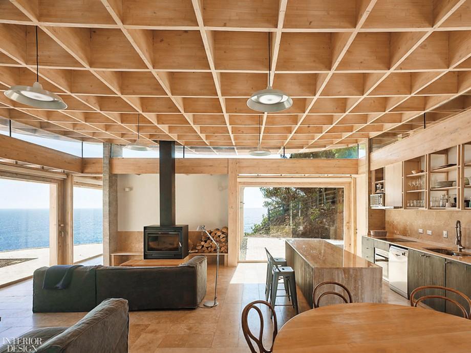 Ứng dựng vật liệu mới cho trần nhà: trần nhôm, trần gỗ, trần nhựa, trần xuyên sáng