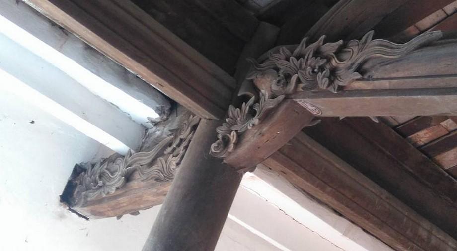 Trùng tu tôn tạo từ đường, nhà thờ họ Trần tại thôn Đông Cao, Thái Bình