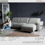 Sofa Ý nhập khẩu phong cách hiện đại – Mã: DG1062