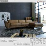 Sofa Ý đẳng cấp, tinh tế đến từng chi tiết – Mã: DG1064
