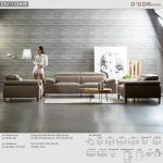 Sofa da Italia, tạo phong cách khác biệt – Mã: DV1068