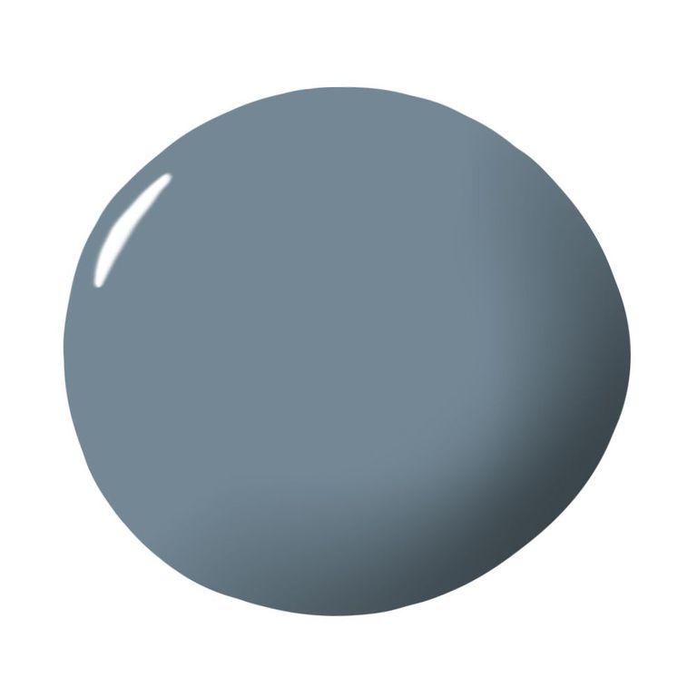 Màu xanh cho thiết kế văn phòng bên ngòai trở nên ấm áp và sạch sẽ
