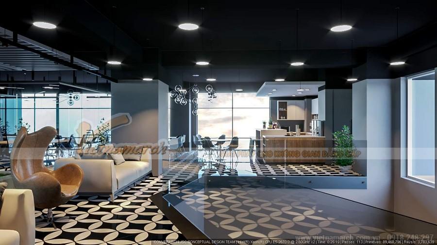 7 bước thiết kế nội thất văn phòng quy chuẩn