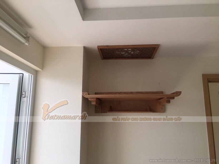 Bán bàn thờ treo cho chung cư có diện tích nhỏ tại Minh Khai Hà Nội