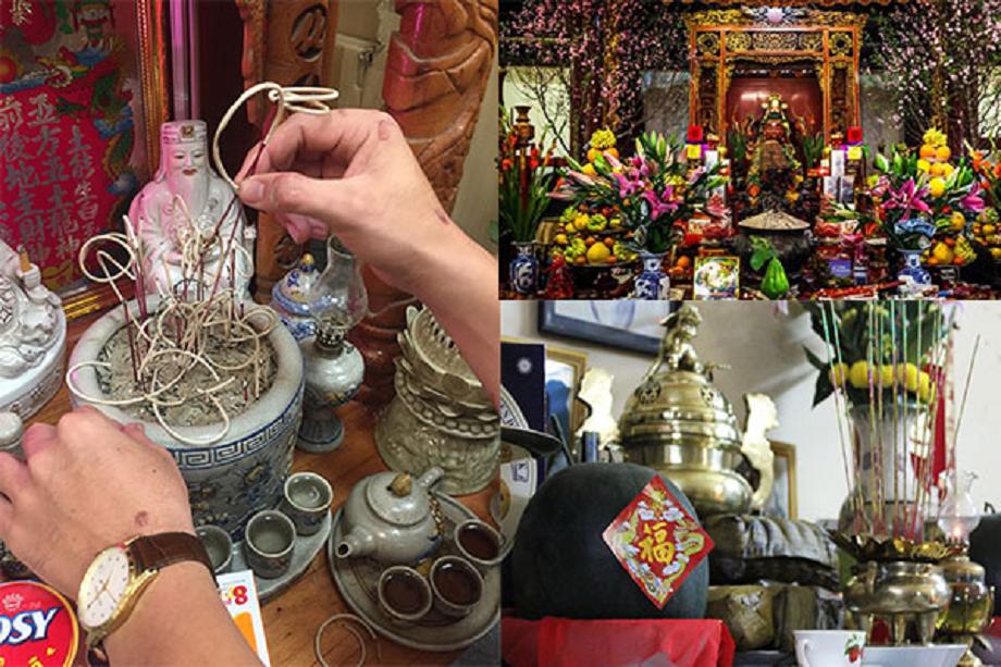Vị trí bát hương trên ban thờ gia tiên bị dịch chuyển có gây hại không? Và cách xử lý