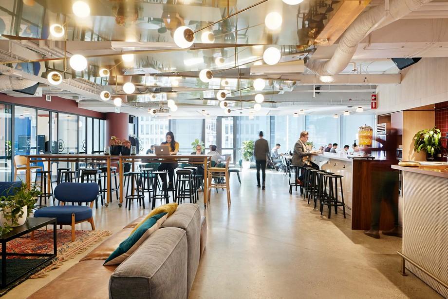 Lợi ích của việc biến nhà hàng của bạn thành không gian làm việc chung