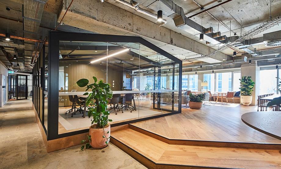 Thiết kế coworking space tiện ích cho những người làm nghề tự do