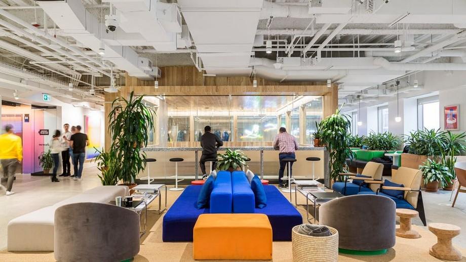 không gian làm việc chung phù hợp cho các freelancer