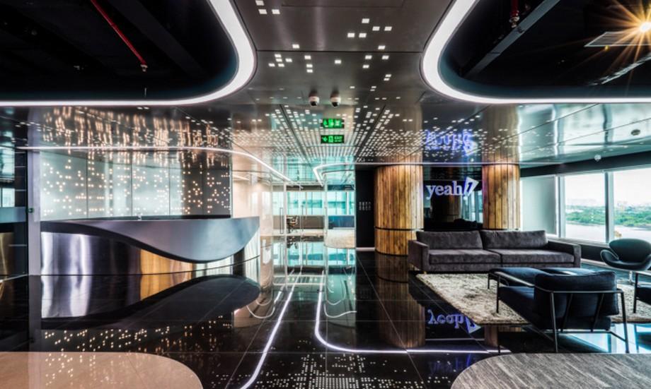 Thiết kế Văn phòng Coworking UP YEAH1 - Thành phố Hồ Chí Minh