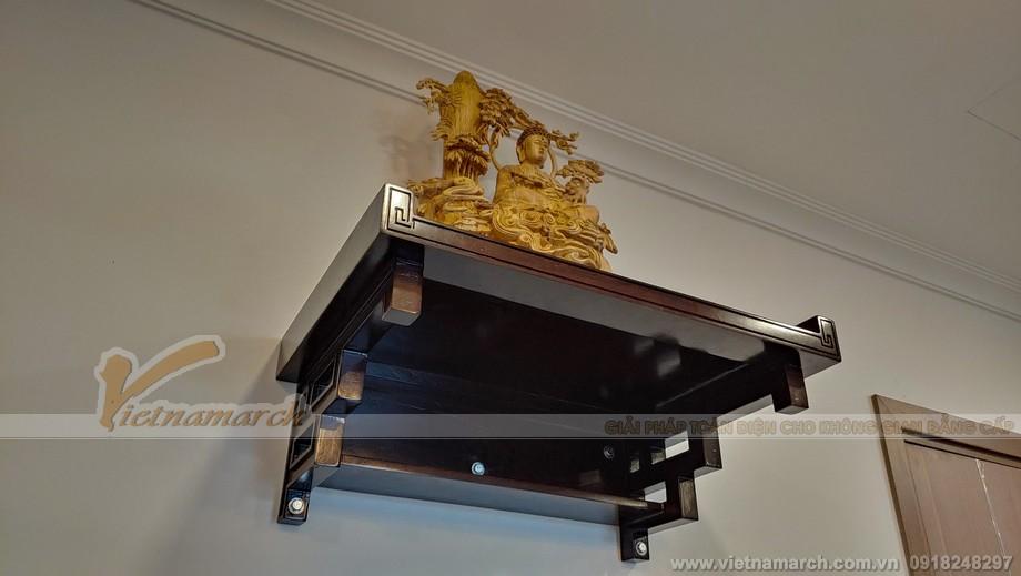 Tại sao gia chủ đặt đóng bàn thờ kích thước bé 41x61cho gia đình ?