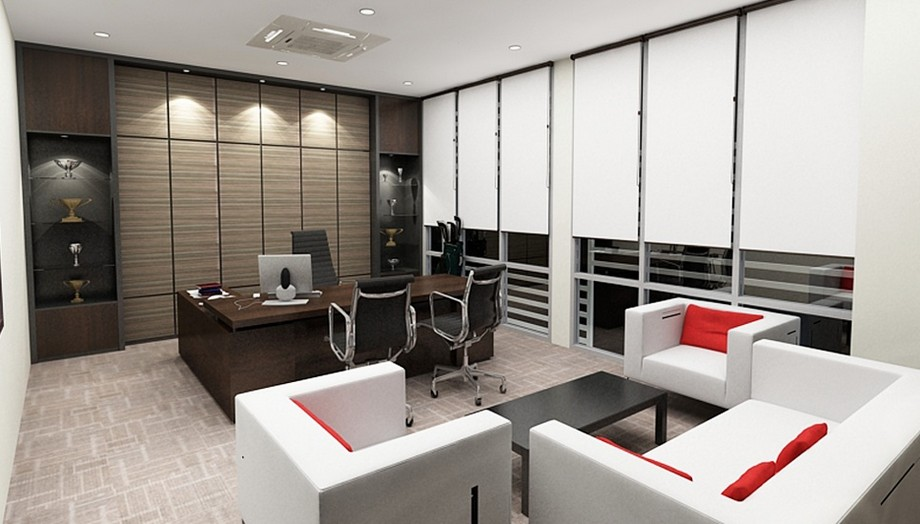 Tiêu chuẩn thiết kế nội thất văn phòng giám đốc