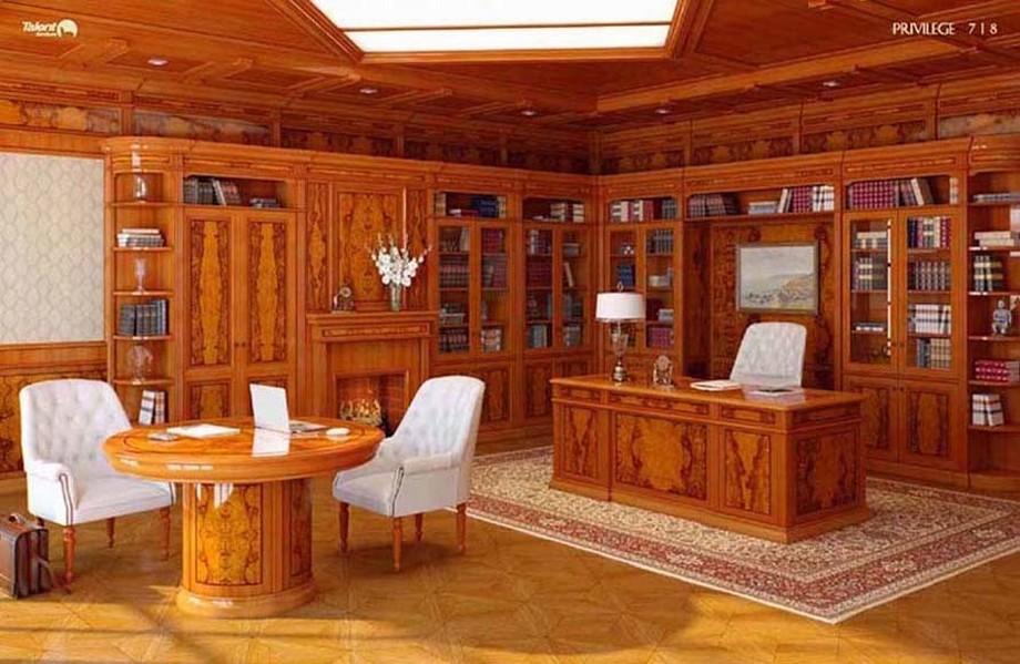 Mẫu thiết kế văn phòng giám đốc đẹp đúng tiêu chuẩn theo xu hướng mới