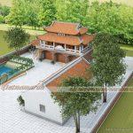 Tìm hiểu chi tiết về kiến trúc mái trong thiết kế nhà thờ họ tại Việt Nam