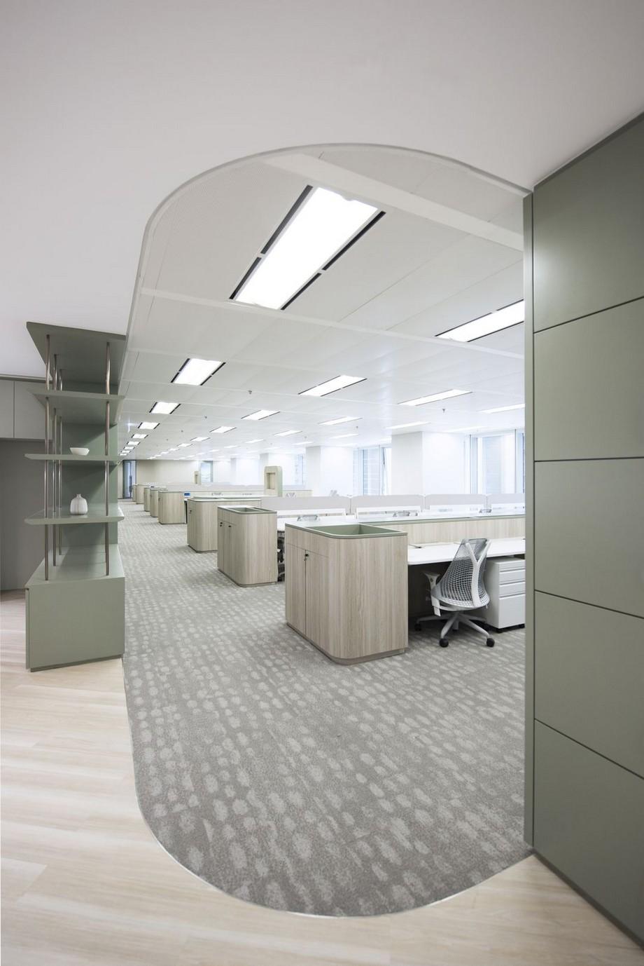 Điểm tương đồng giống nhau của 2 phong cách thiết kế văn phòng đương đại và hiện đại